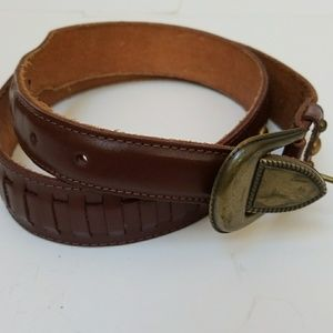 Belt Women's Genuine leather
